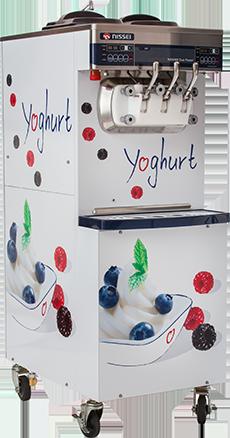 Frozen Yoghurt Maschine